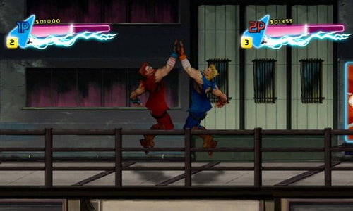 double dragon neon lands on xlba this wednesday  brings martial arts with 80 u0026 39 s flair