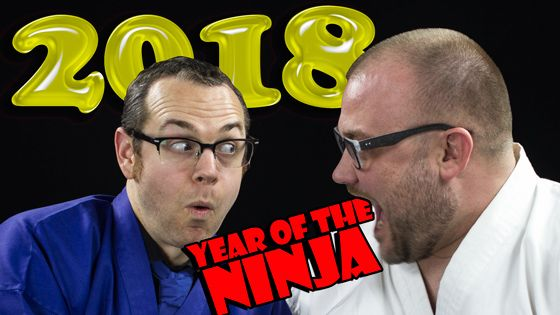 2018: The Year of the Ninja