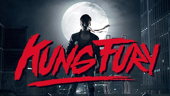 Kickstarted Kung Fury Premiers Today!