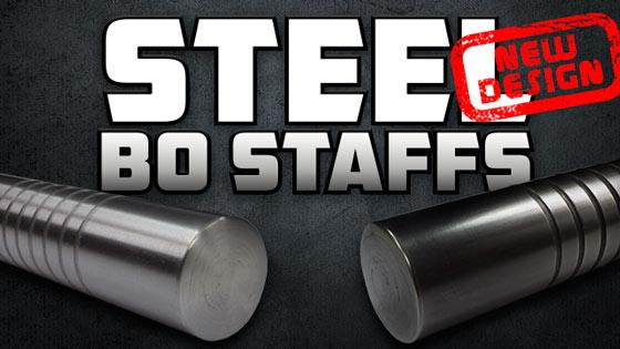 Metal Bo Staff 2.0 - The Next Stage of Staff Evolution