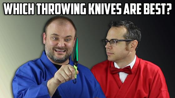 Which Throwing Knives are Best?