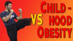 Chris Casamassa Fights Obesity and Bullying...and Ninjas.