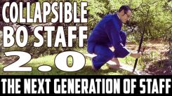 Collapsible Bo Staff 2.0: The Next Generation of Staff