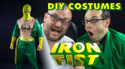 Make Your Own Iron Fist Halloween Costume