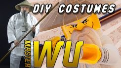 Make Your Own Master Wu Halloween Costume