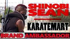 Our Amazing New Brand Ambassador: Shinobi Sean