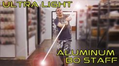 Reverse Roll Tutorial with the Ultra Light Aluminum Bo Staff