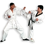 V-Neck Taekwondo Uniforms
