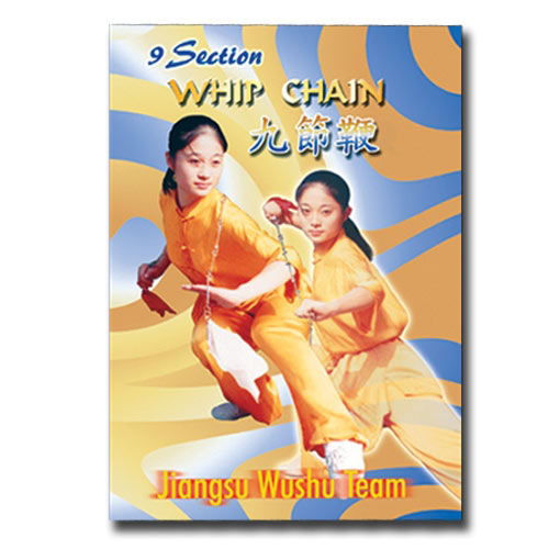 9 Section Chain Whip (DVD)