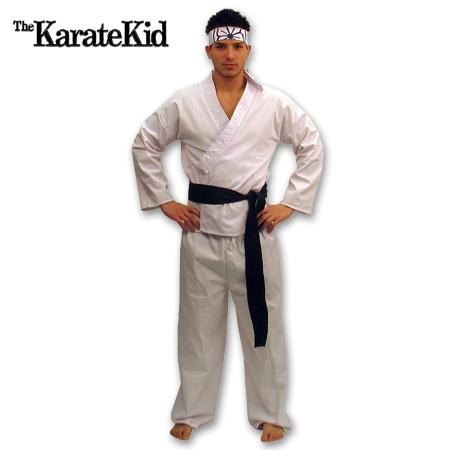 Karate Kid Black Jacket