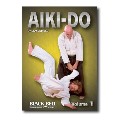 Aiki Do Volume 1 Dvd Aikido Instructional Videos Sam Combes