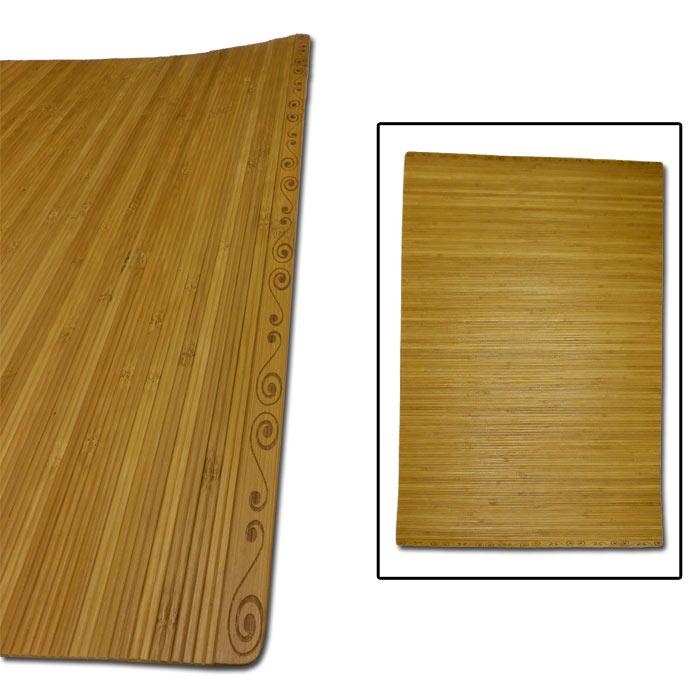 Bamboo Meditation Mat