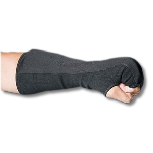 Black Cloth Fist Amp Forearm Guard Martial Arts Fist