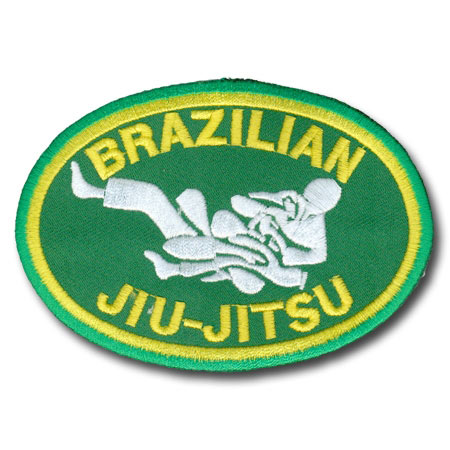 Brazilian Jiu-Jitsu Patch (13 Left In Stock)