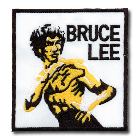 Bruce Lee Patch (2 Left In Stock)
