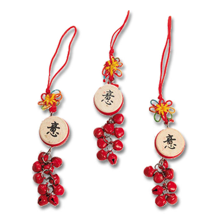 Chinese Drum Christmas Ornaments - Chinese Wooden Drum ...