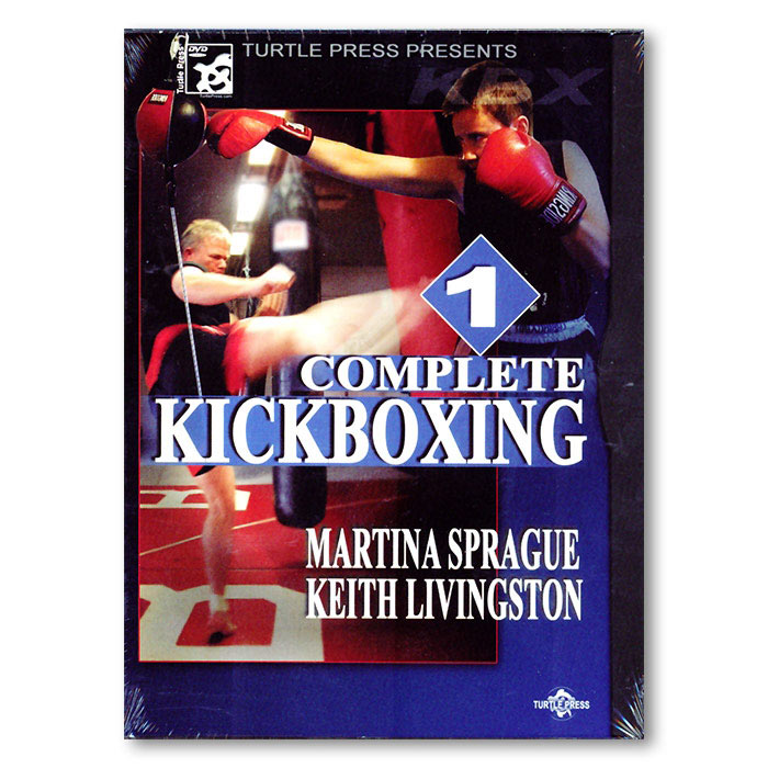 martial arts instructional dvd