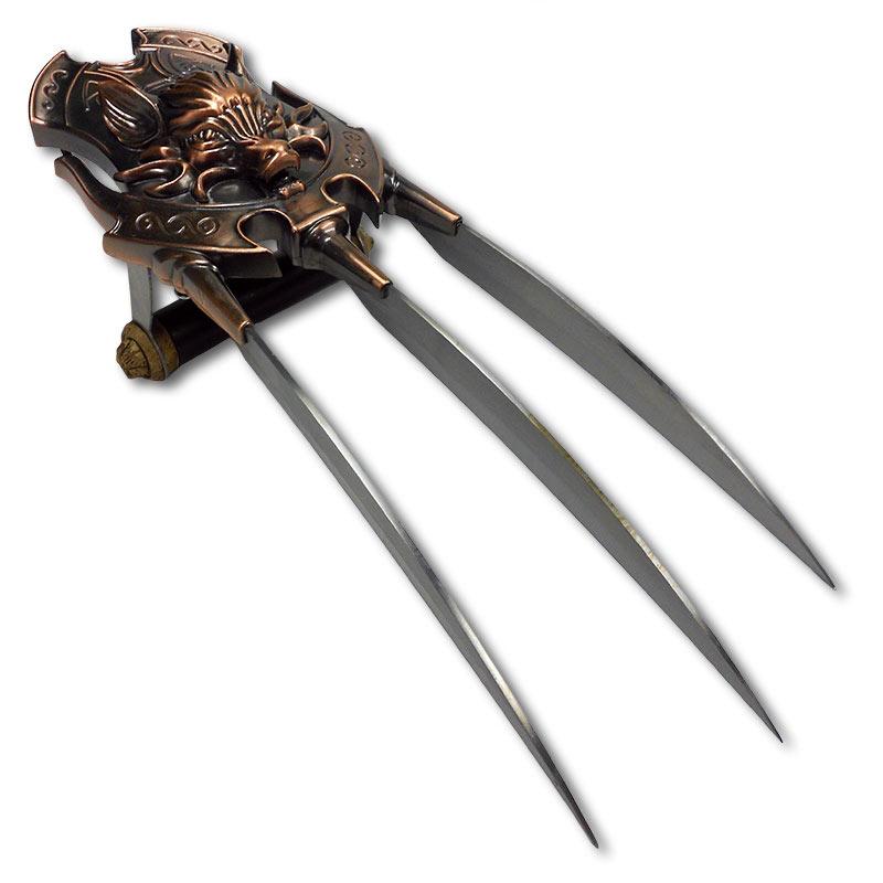 Elemental equipment Magic Dragon-claw-hand-blades