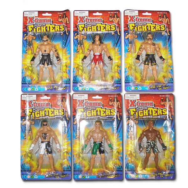 X-treme Action Fighters
