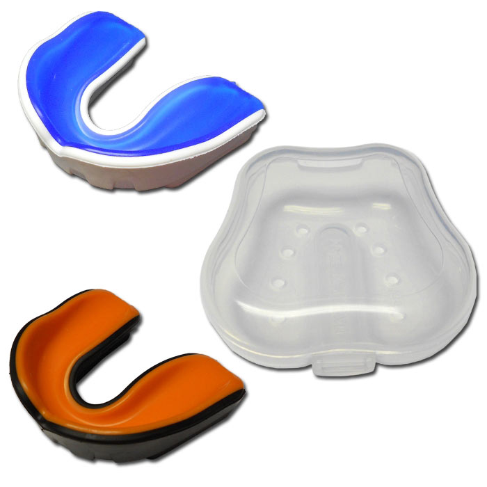 Gel Mouthguard With Case