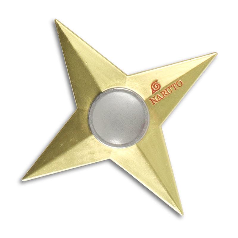 The Golden Fidget Spinner
