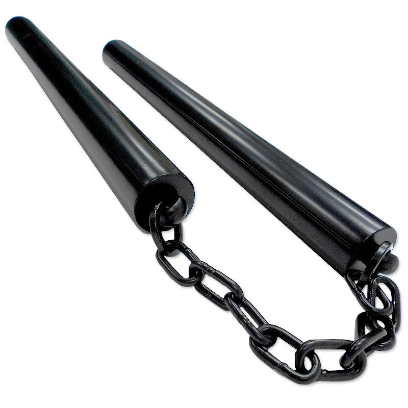 Heavy Metal Ringing Nunchaku