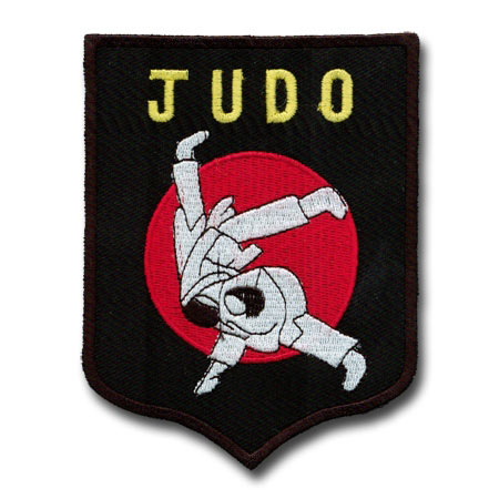 Japanese Judo Patch