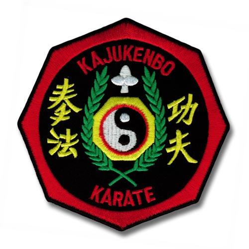 Universal Kenpo Karate Patch Universal Kenpo Karate Patches