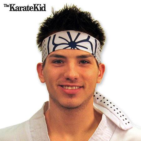 Karate kid bandana design