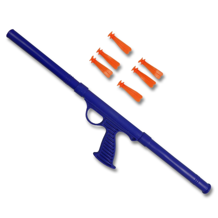 Kid's Blowgun Dart Pistol