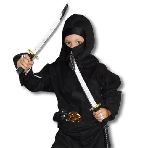 Ninja Kid Costume  sc 1 st  KarateMart & Ninja Kid Costume - Ninja Outfit For Kids - Ninja Halloween Uniform