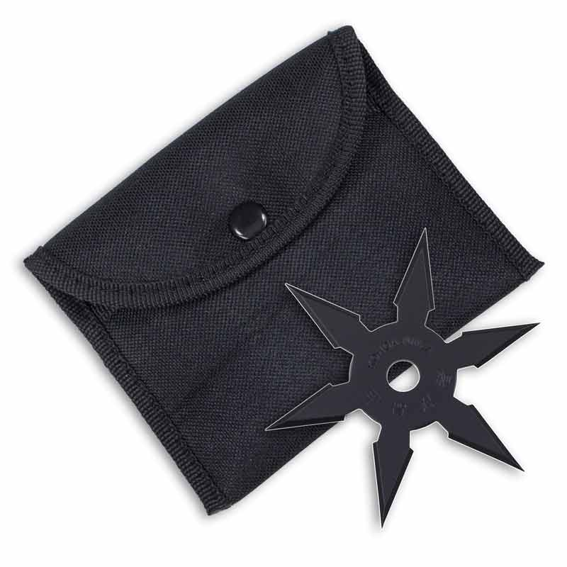 Kohga Black 6 Point Star