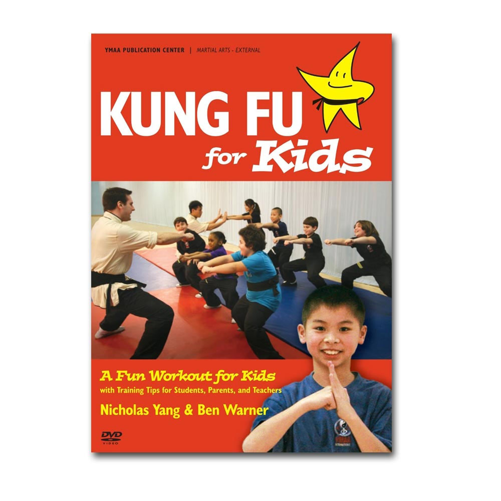 79edef7eb Kung Fu for Kids (DVD) - Chinese Martial Arts Dvds - Introduction to Kung  Fu Video