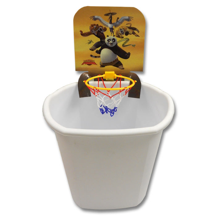 Kung Fu Panda Basketball Toss Office Basketball Hoops