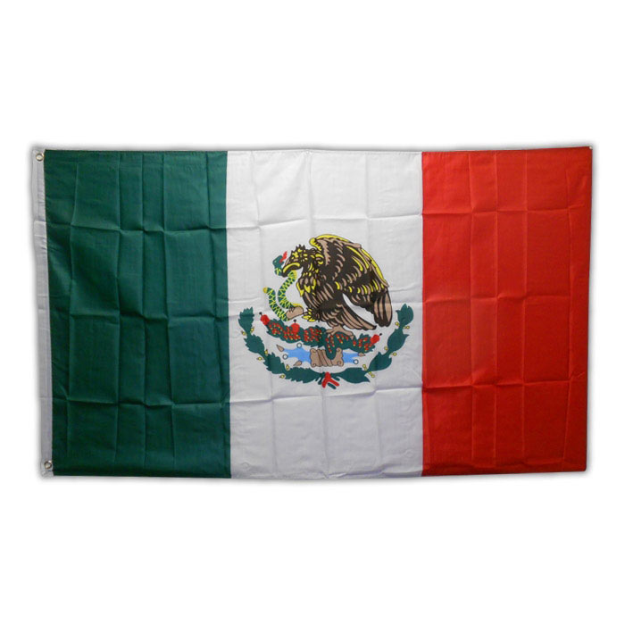 Mexican Wall Flag Large Mexican Flag Hanging Mexico Banner
