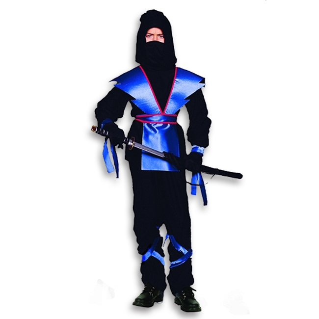 Lightning Ninja Master Costume