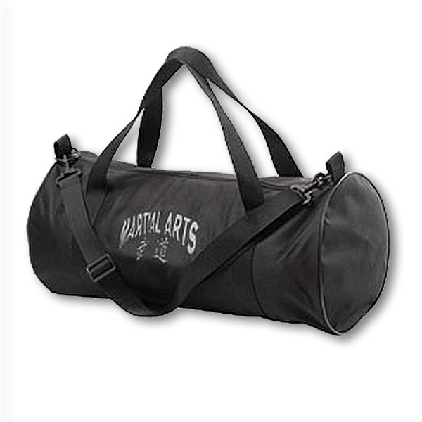 Martial Arts Barrel Bag