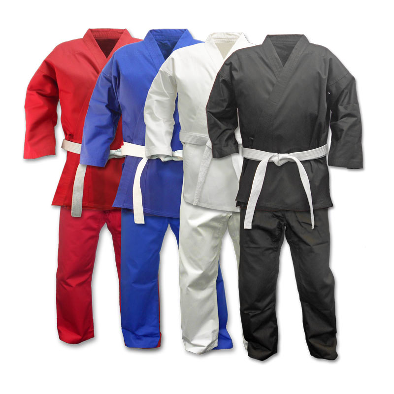 Plus Size Martial Arts Uniforms - Big and Tall Karate Gi