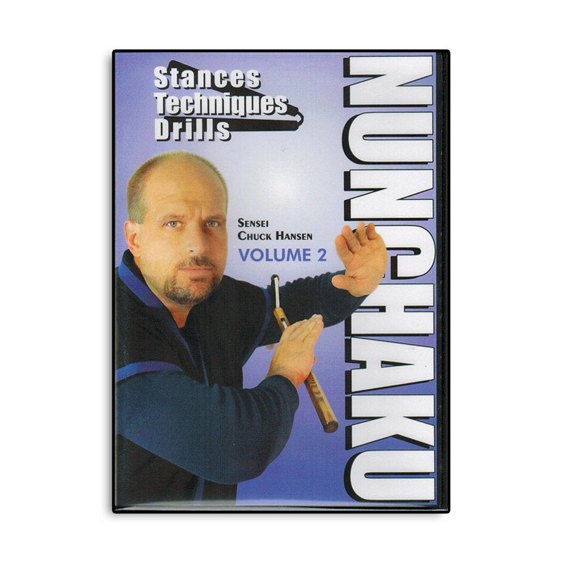 Nunchaku: Stances, Techniques, and Drills Volume 2 (DVD)