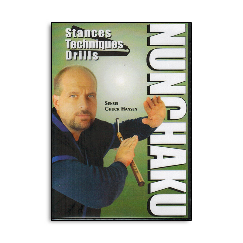Nunchaku: Stances, Techniques, and Drills Volume 3 (DVD)