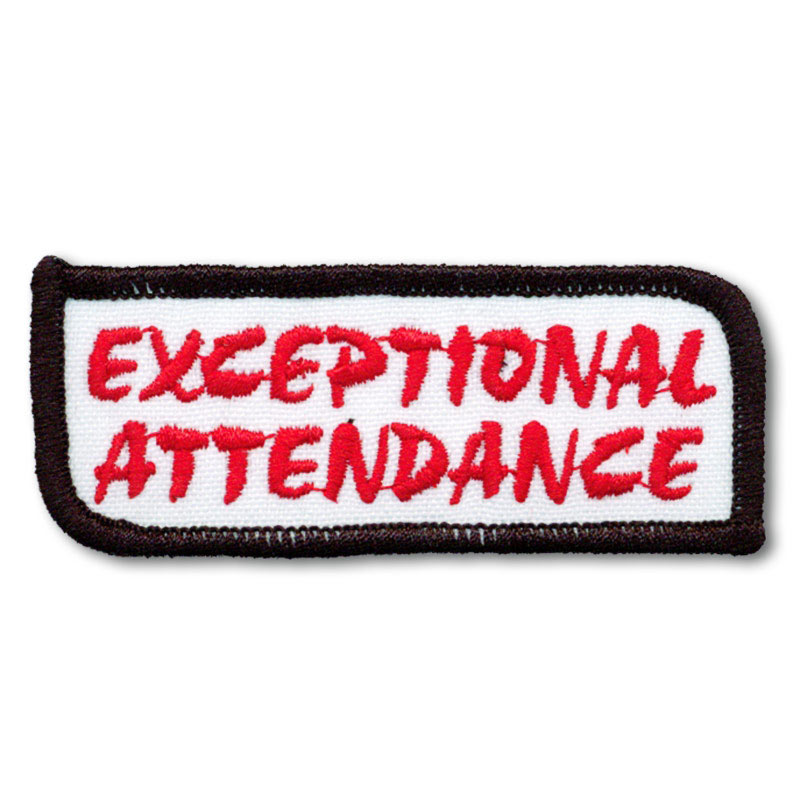 Exceptional Attendance Patch