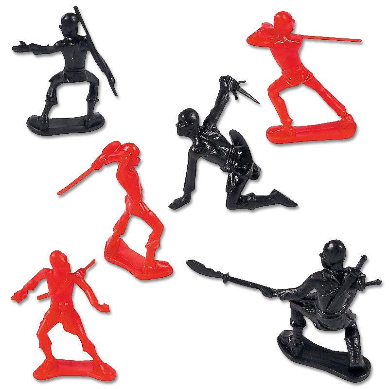 Mini Ninja Toys : Plastic ninja toys mini soldiers karatemart