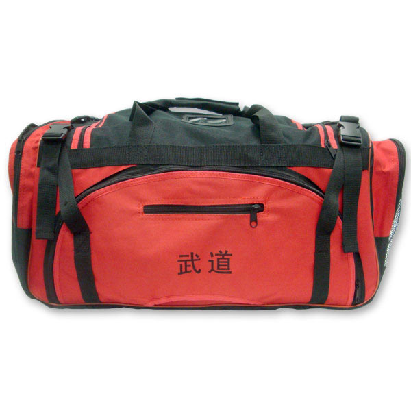Red Martial Arts Master Bag