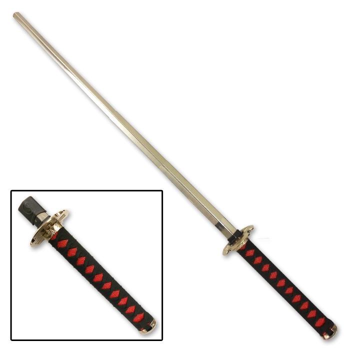 Retractable Samurai Sword