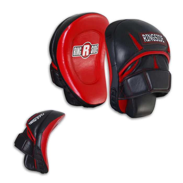 Ringside Boxing Pro Panther Punch Mitts