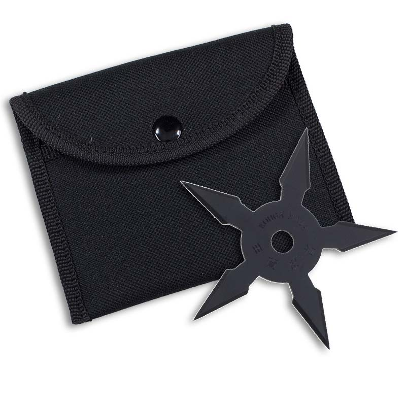 Kohga Black 5 Point Star