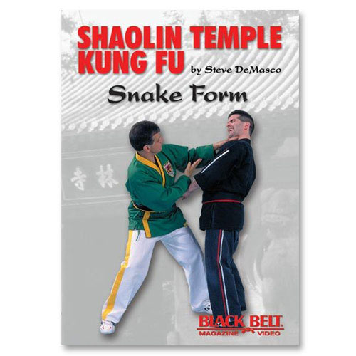 5ba2db09a Shaolin Temple Kung Fu: Snake Form (DVD) - Snake Style Martial Arts Forms  Video - Martial Art Snake Forms Training Videos