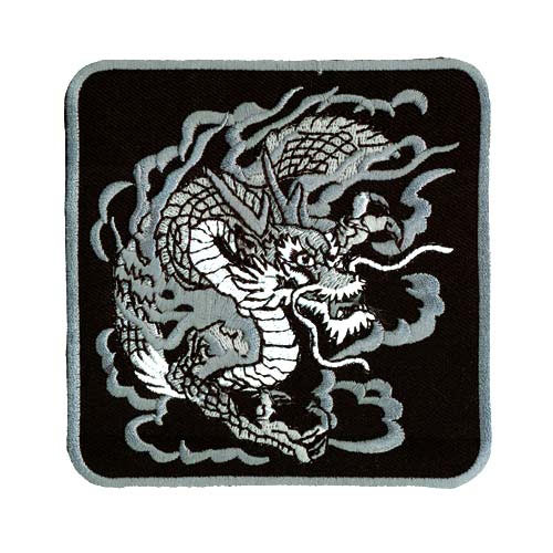 Square Dragon Patch