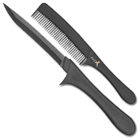 Tactical Comb Knife