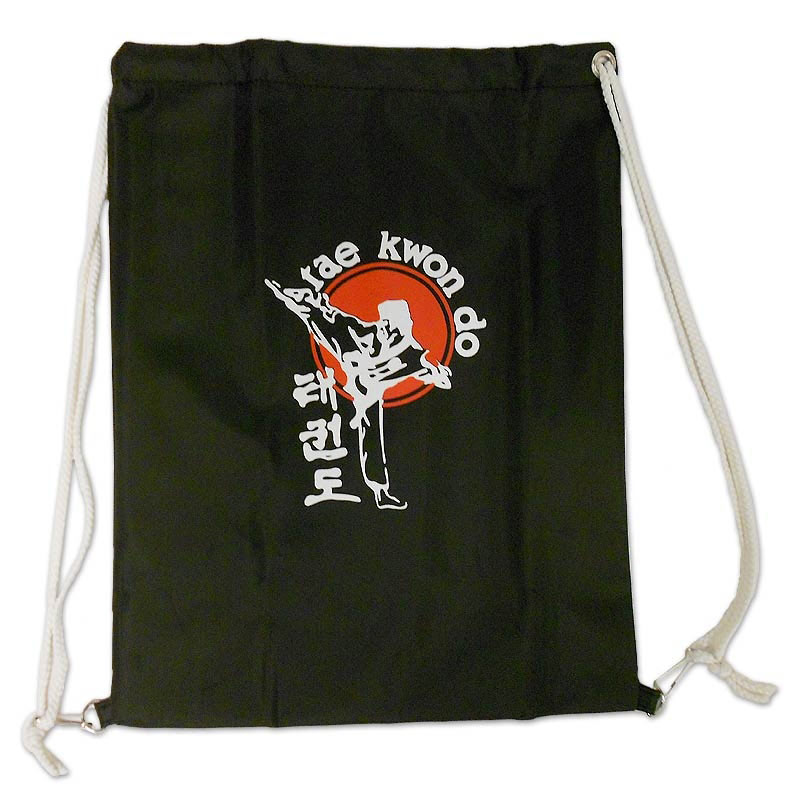 Taekwondo Draw String Sport Bag